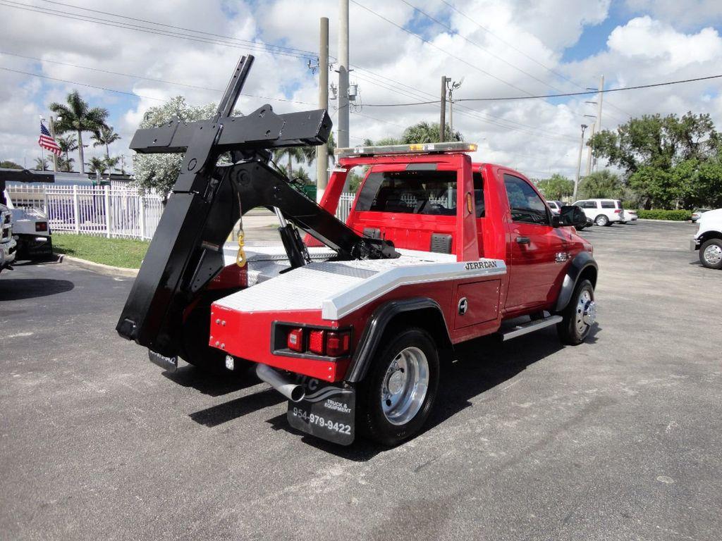 2015 Ram 4500 JERRDAN WRECKER TOW TRUCK. MPL-NG AUTO SELF LOADER - 18203218 - 31