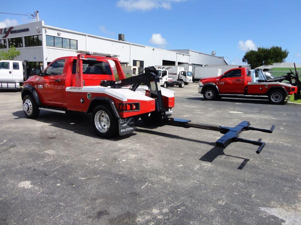 2015 Ram 4500 JERRDAN WRECKER TOW TRUCK. MPL-NG AUTO SELF LOADER - 18203218 - 7