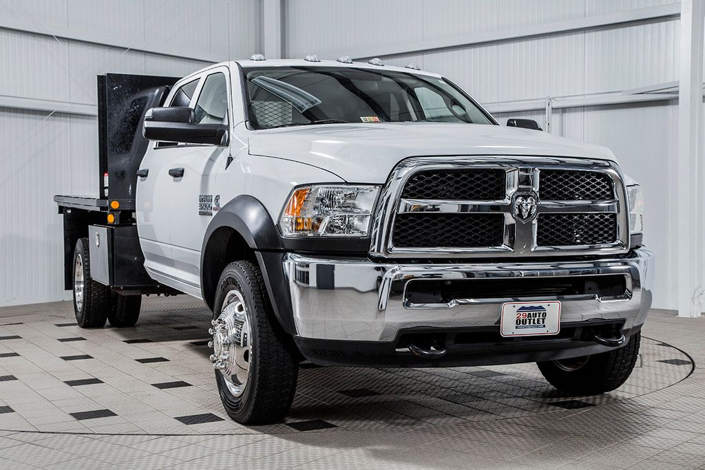 Dodge Trucks For Sale By Owner >> 2015 Used Ram 5500 RAM 5500 at Country Commercial Center Serving Warrenton, VA, IID 15732701