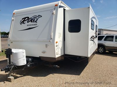 2015 Rockwood ROO 21 FOOT