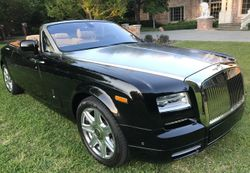2015 Rolls-Royce Phantom Coupe - SCA682D55FUX75309