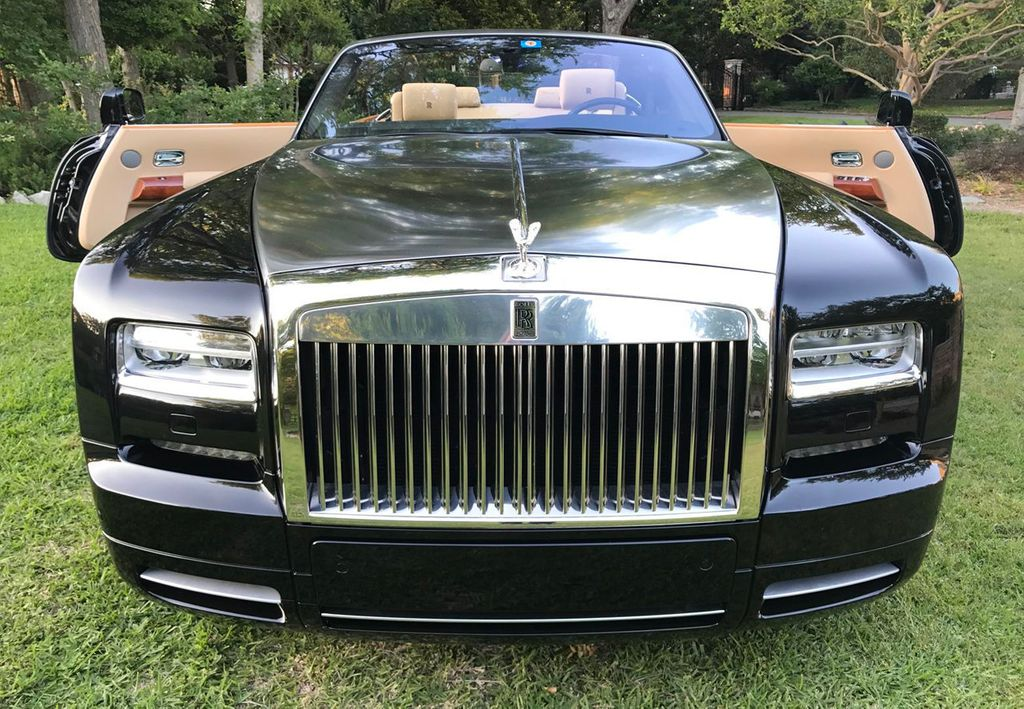 2015 Used Rolls-Royce Phantom Coupe 2dr Drophead at Find ...