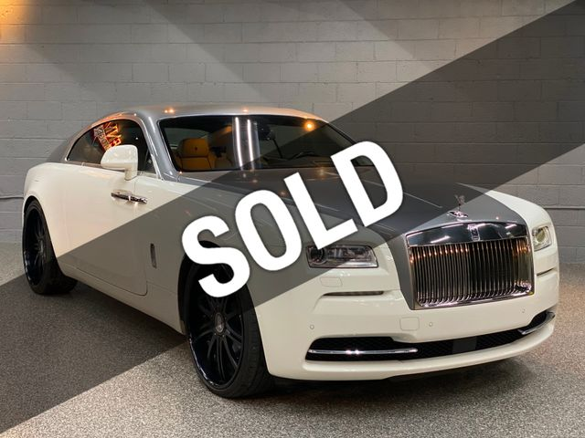 2015 Used Rolls-Royce Wraith **1-OWNER**STARLIGHT