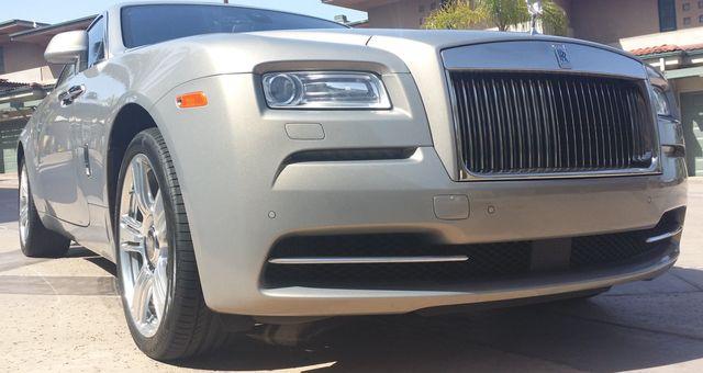 2015 Rolls-Royce Wraith 2dr Coupe - 16331521 - 10