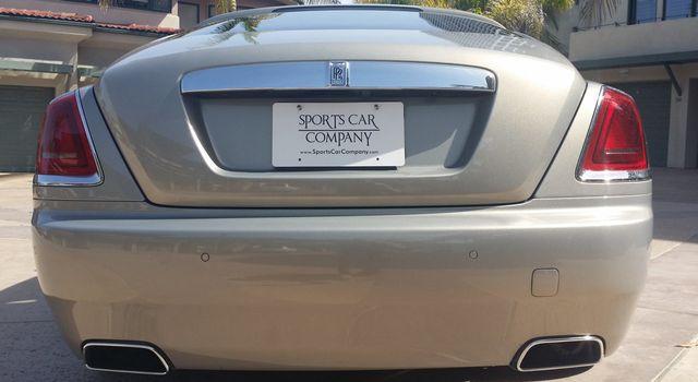 2015 Rolls-Royce Wraith 2dr Coupe - 16331521 - 11