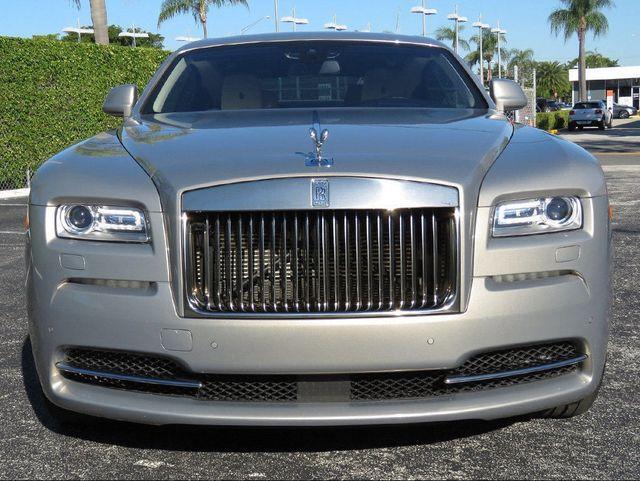2015 Rolls-Royce Wraith 2dr Coupe - 16331521 - 13