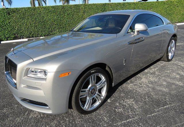 2015 Rolls-Royce Wraith 2dr Coupe - 16331521 - 15