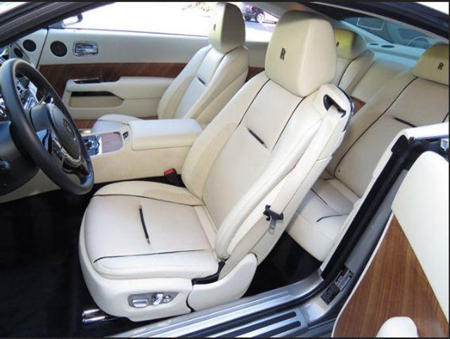 2015 Rolls-Royce Wraith 2dr Coupe - 16331521 - 18