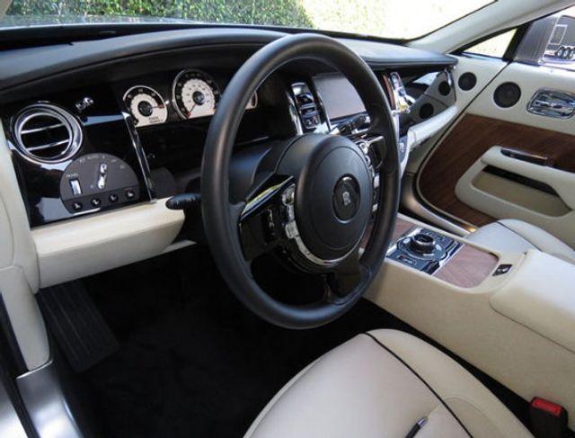 2015 Rolls-Royce Wraith 2dr Coupe - 16331521 - 20