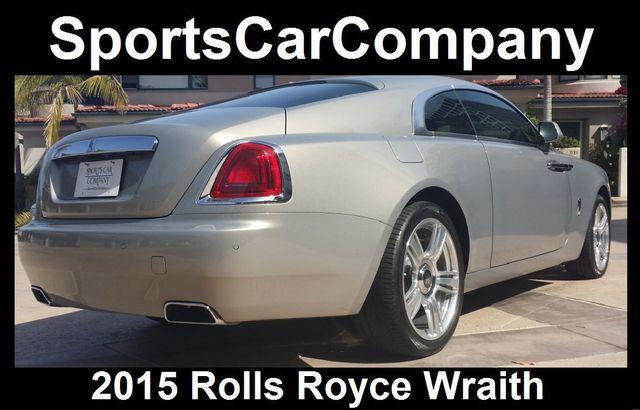 2015 Rolls-Royce Wraith 2dr Coupe - 16331521 - 2