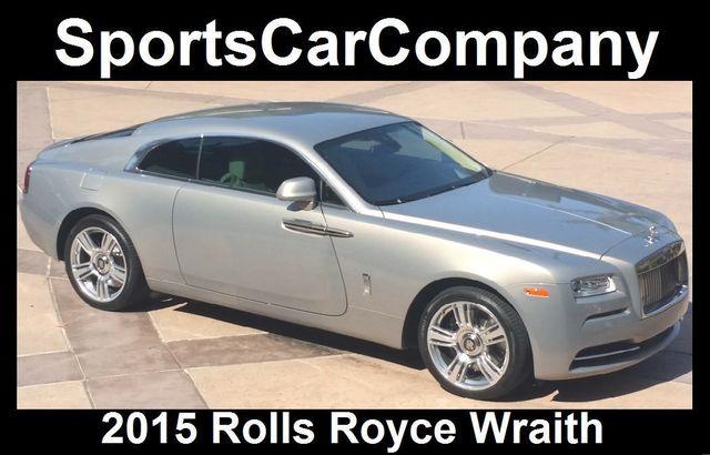 2015 Rolls-Royce Wraith 2dr Coupe - 16331521 - 3
