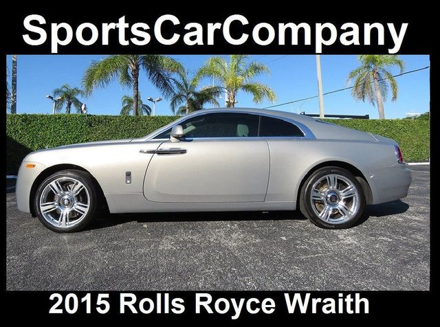 2015 Rolls-Royce Wraith 2dr Coupe - 16331521 - 4