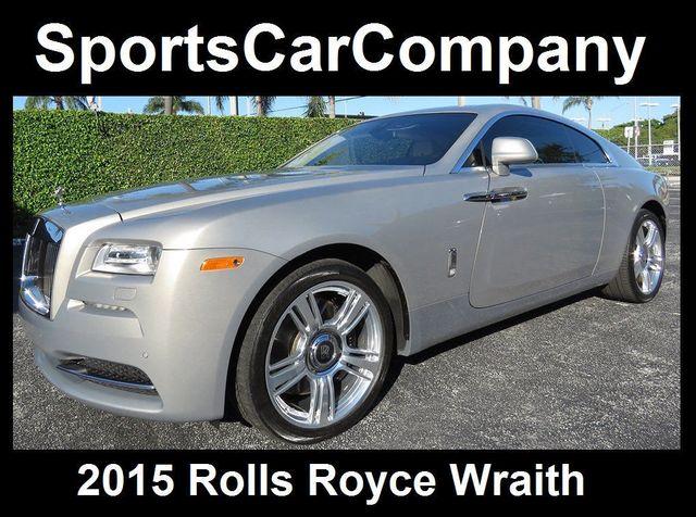 2015 Rolls-Royce Wraith 2dr Coupe - 16331521 - 5