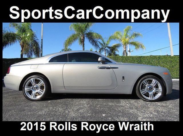 2015 Rolls-Royce Wraith 2dr Coupe - 16331521 - 6