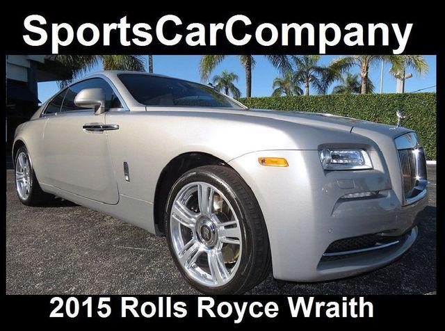 2015 Rolls-Royce Wraith 2dr Coupe - 16331521 - 7