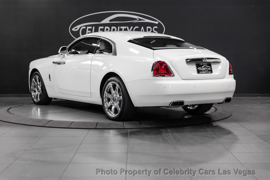 2015 used rolls-royce wraith 2dr coupe at celebrity cars las vegas