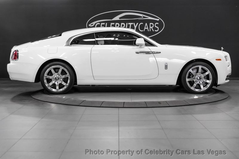 2015 Rolls-Royce Wraith 2dr Coupe - Click to see full-size photo viewer