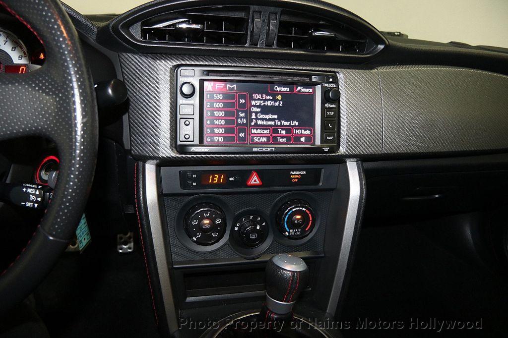 2015 Scion FR-S 2dr Coupe Automatic - 18024551 - 15
