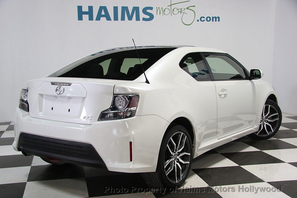 2015 used scion tc at haims motors ft lauderdale serving lauderdale