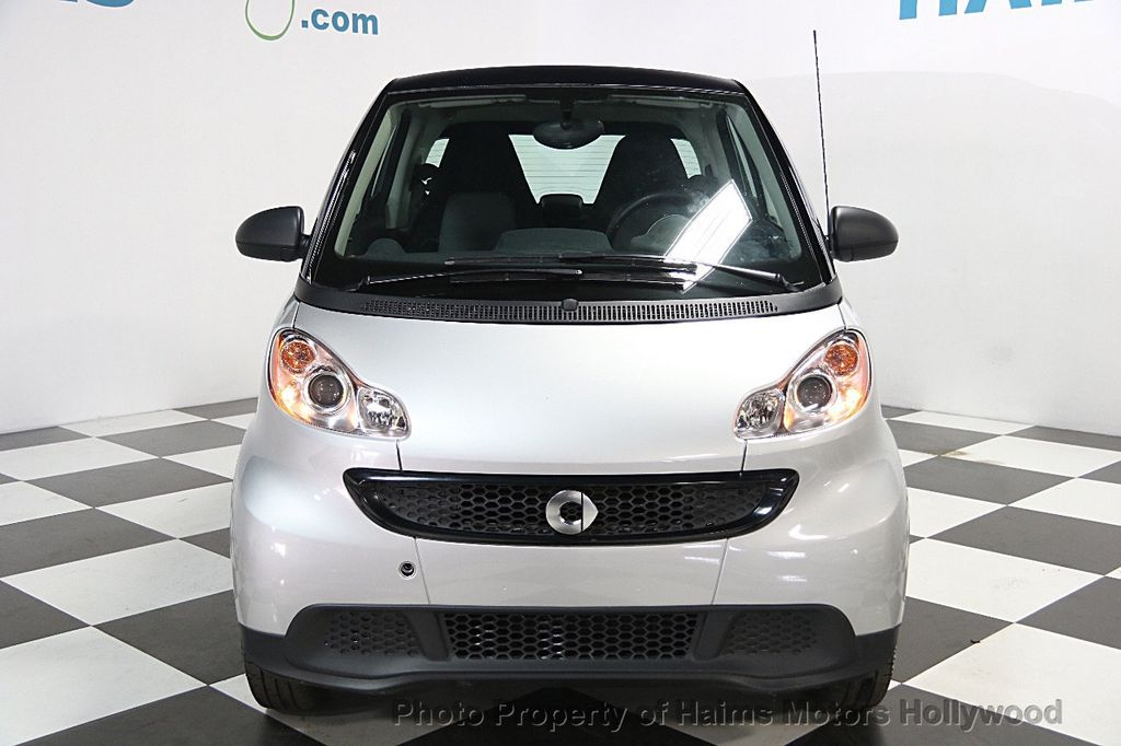 2015 used smart fortwo 2dr coupe passion at haims motors. Black Bedroom Furniture Sets. Home Design Ideas