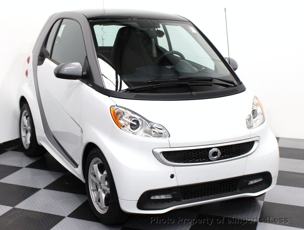 2015 used smart fortwo 2dr coupe passion at eimports4less serving doylestown bucks county pa. Black Bedroom Furniture Sets. Home Design Ideas