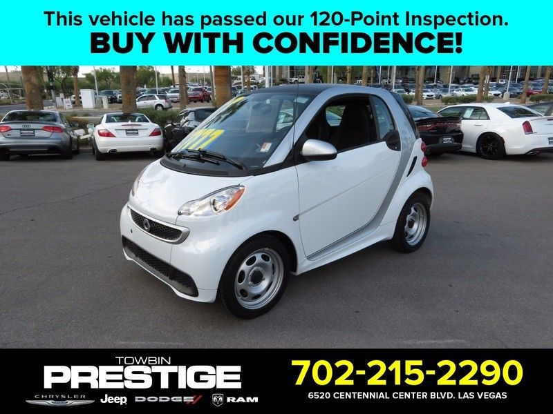2015 smart Fortwo 2dr Coupe Pure - 16759374 - 0