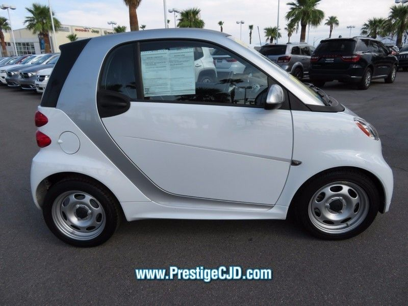 2015 smart Fortwo 2dr Coupe Pure - 16759374 - 3