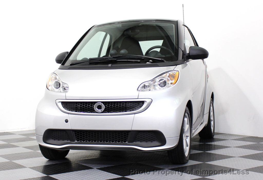 2015 used smart fortwo electric drive certified electric. Black Bedroom Furniture Sets. Home Design Ideas