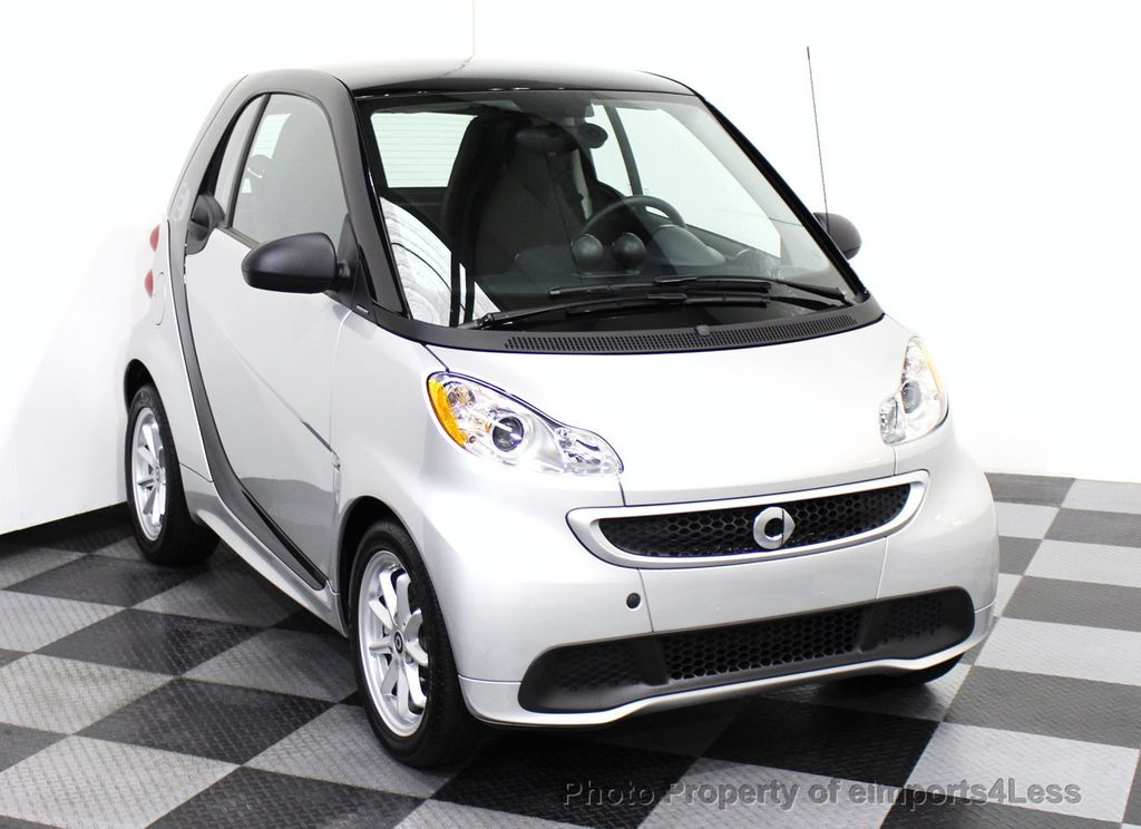 2015 used smart fortwo electric drive certified electric drive coupe at eimports4less serving. Black Bedroom Furniture Sets. Home Design Ideas