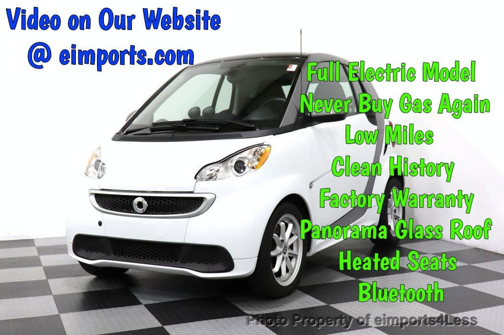 2015 smart fortwo electric drive CERTIFIED FORTWO ELECTRIC DRIVE PASSION - 18373060 - 0