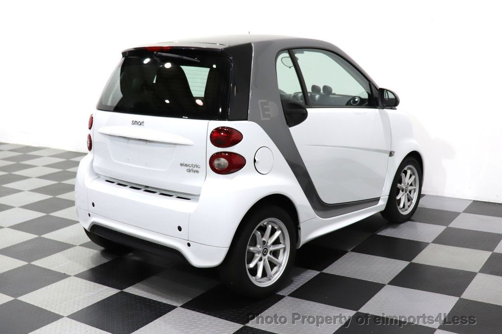 2015 smart fortwo electric drive CERTIFIED FORTWO ELECTRIC DRIVE PASSION - 18373060 - 11