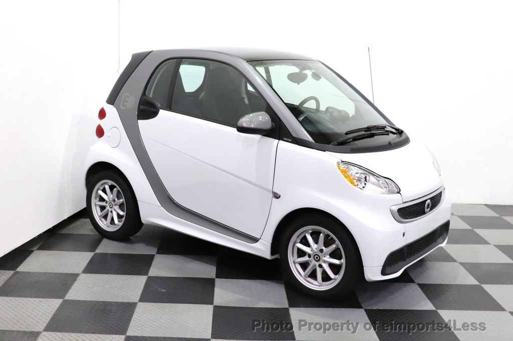 2015 smart fortwo electric drive CERTIFIED FORTWO ELECTRIC DRIVE PASSION - 18373060 - 17