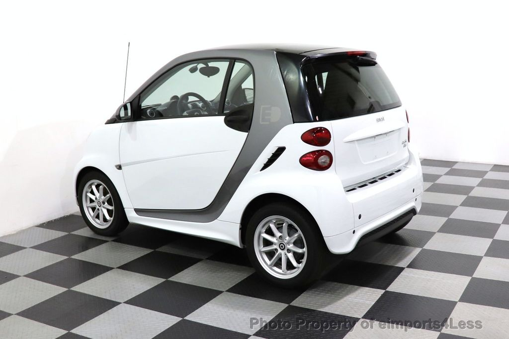 2015 smart fortwo electric drive CERTIFIED FORTWO ELECTRIC DRIVE PASSION - 18373060 - 18