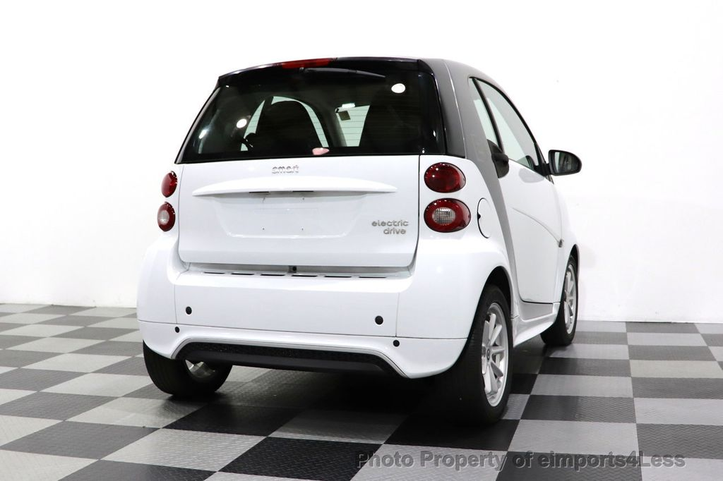 2015 smart fortwo electric drive CERTIFIED FORTWO ELECTRIC DRIVE PASSION - 18373060 - 20