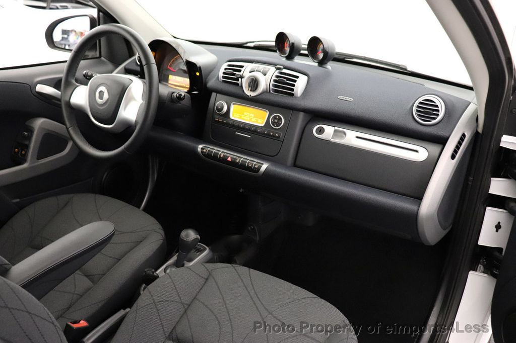 2015 smart fortwo electric drive CERTIFIED FORTWO ELECTRIC DRIVE PASSION - 18373060 - 23