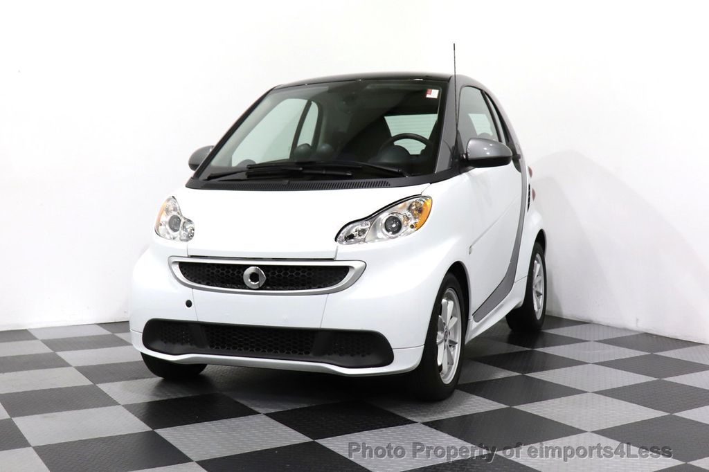 2015 smart fortwo electric drive CERTIFIED FORTWO ELECTRIC DRIVE PASSION - 18373060 - 27