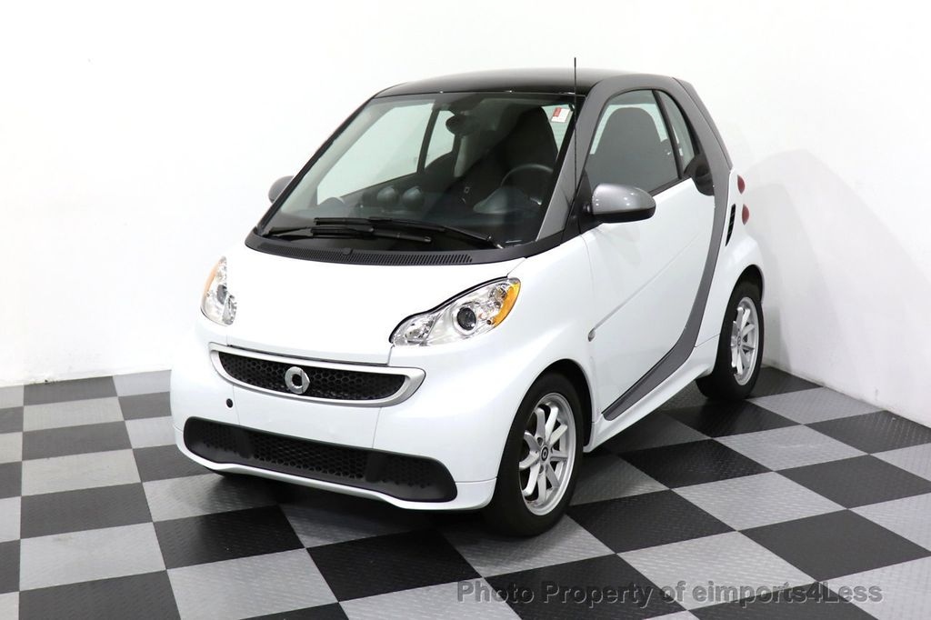 2015 smart fortwo electric drive CERTIFIED FORTWO ELECTRIC DRIVE PASSION - 18373060 - 28
