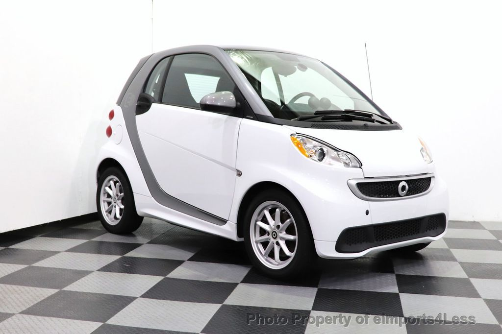 2015 smart fortwo electric drive CERTIFIED FORTWO ELECTRIC DRIVE PASSION - 18373060 - 2