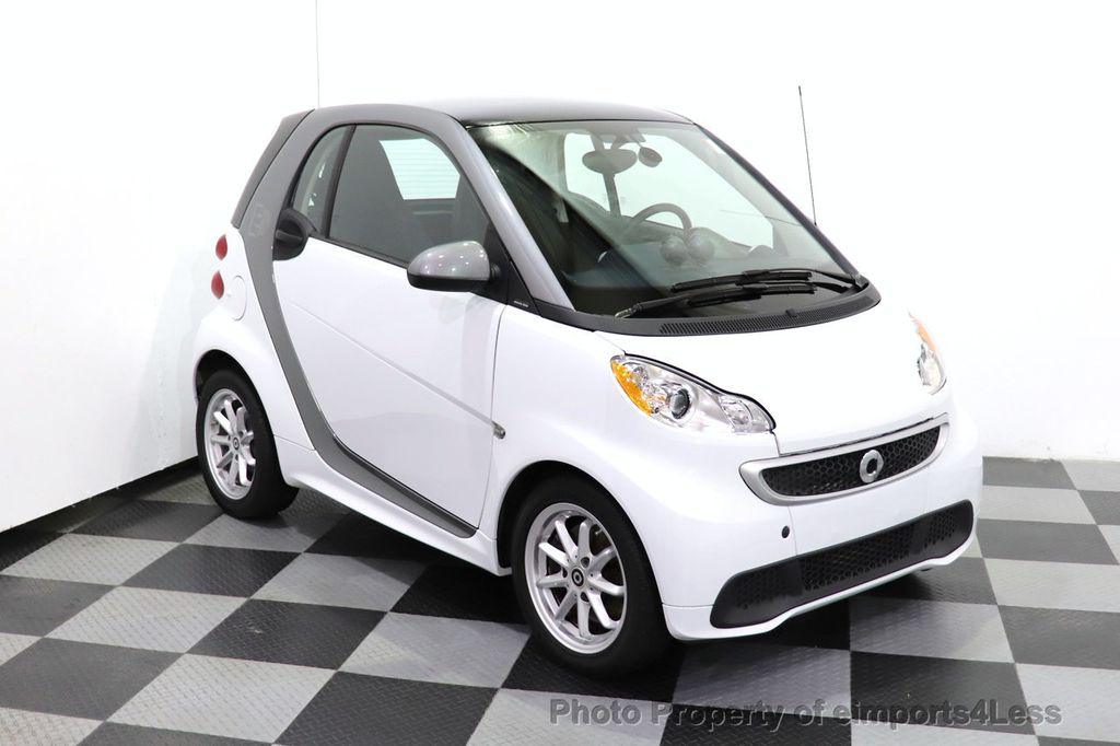 2015 smart fortwo electric drive CERTIFIED FORTWO ELECTRIC DRIVE PASSION - 18373060 - 29