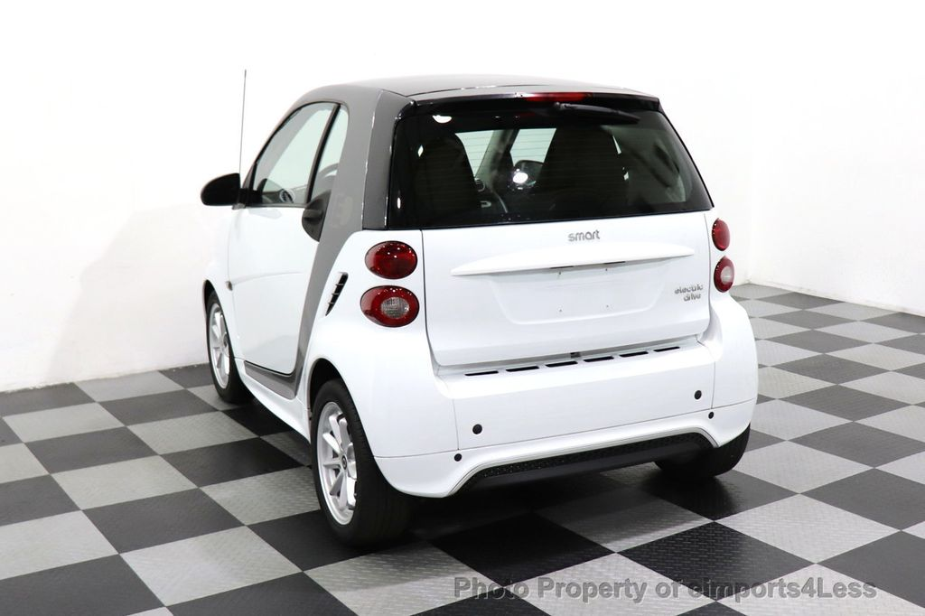 2015 smart fortwo electric drive CERTIFIED FORTWO ELECTRIC DRIVE PASSION - 18373060 - 30