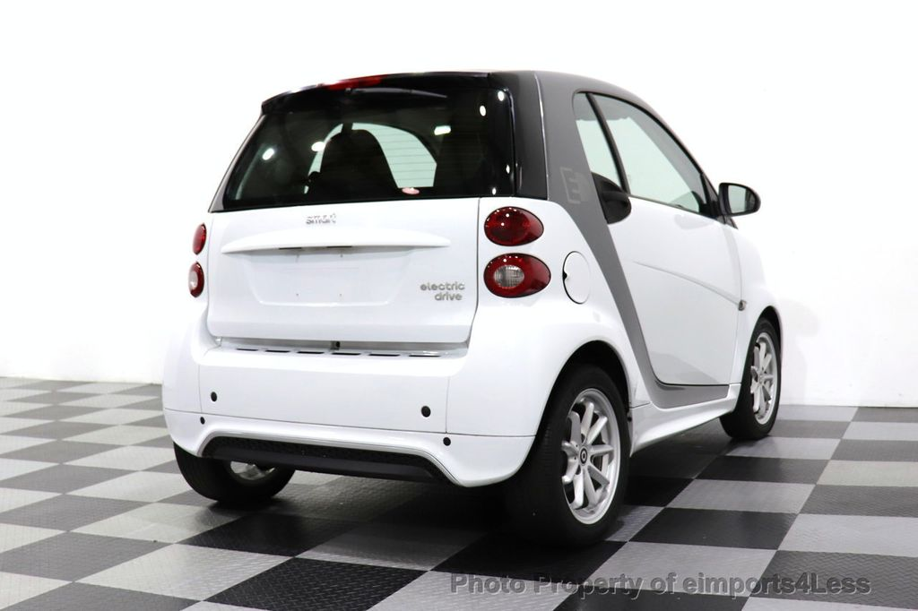 2015 smart fortwo electric drive CERTIFIED FORTWO ELECTRIC DRIVE PASSION - 18373060 - 31