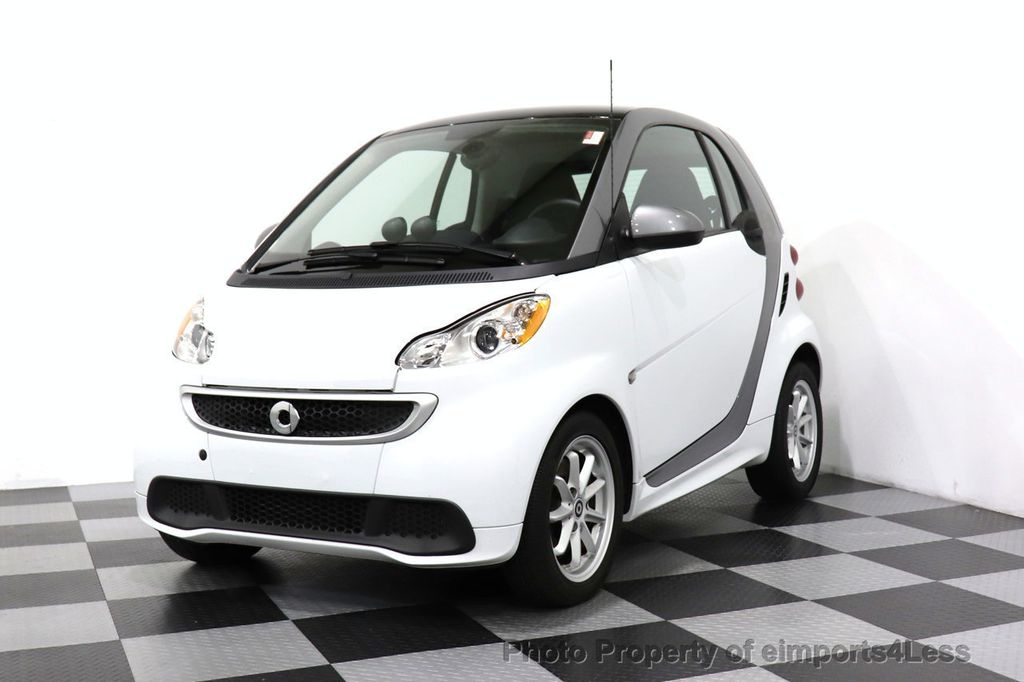 2015 smart fortwo electric drive CERTIFIED FORTWO ELECTRIC DRIVE PASSION - 18373060 - 36