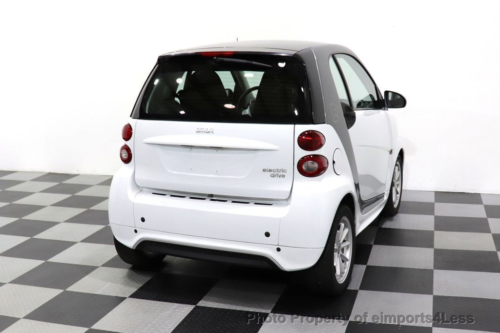 2015 smart fortwo electric drive CERTIFIED FORTWO ELECTRIC DRIVE PASSION - 18373060 - 38