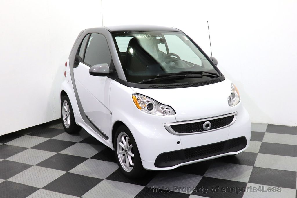 2015 smart fortwo electric drive CERTIFIED FORTWO ELECTRIC DRIVE PASSION - 18373060 - 39