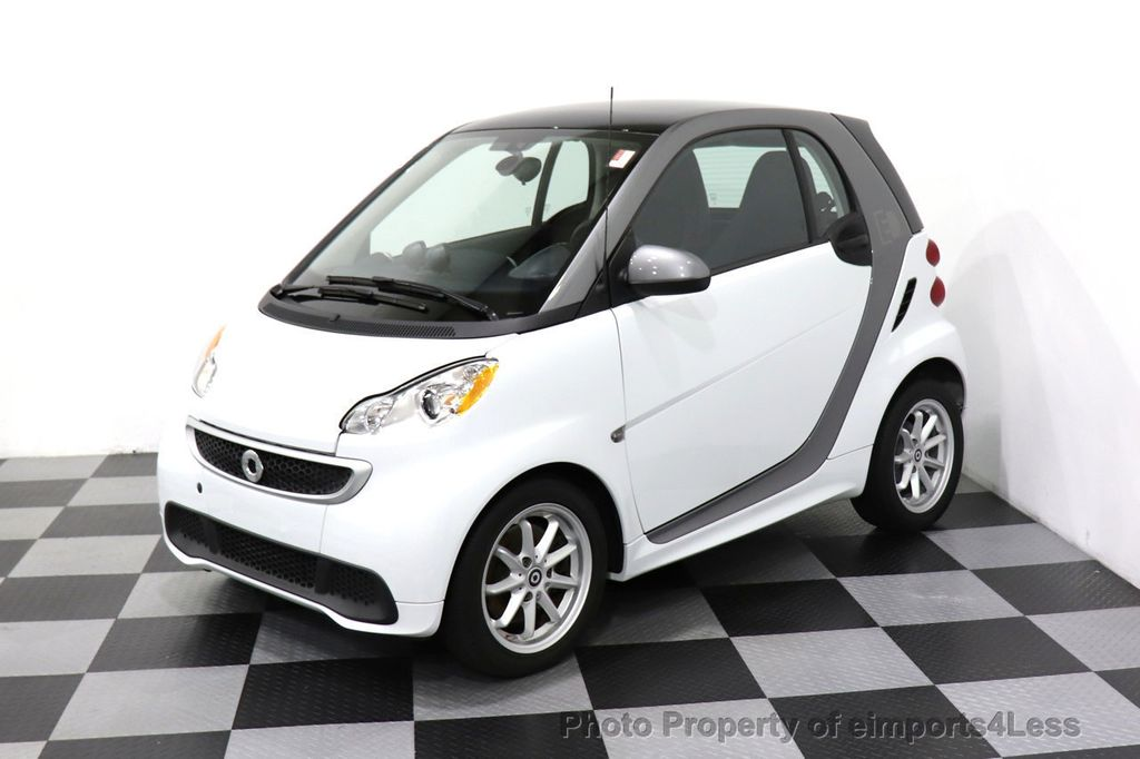 2015 smart fortwo electric drive CERTIFIED FORTWO ELECTRIC DRIVE PASSION - 18373060 - 7
