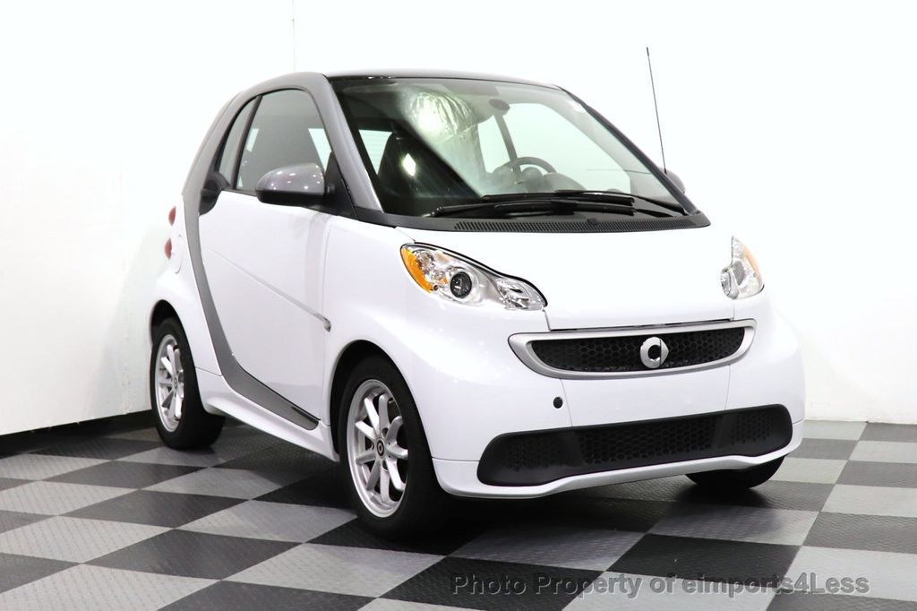 2015 smart fortwo electric drive CERTIFIED FORTWO ELECTRIC DRIVE PASSION - 18373060 - 8