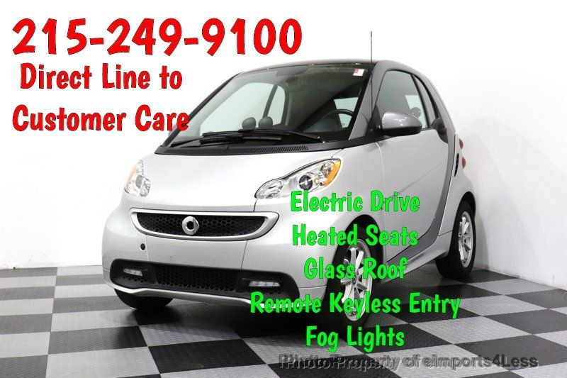2015 smart fortwo electric drive CERTIFIED FORTWO ELECTRIC DRIVE PASSION - 18423105 - 0