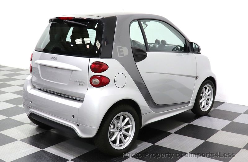 2015 smart fortwo electric drive CERTIFIED FORTWO ELECTRIC DRIVE PASSION - 18423105 - 11