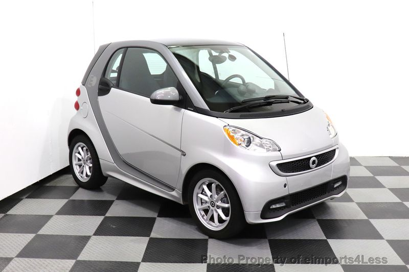 2015 smart fortwo electric drive CERTIFIED FORTWO ELECTRIC DRIVE PASSION - 18423105 - 18
