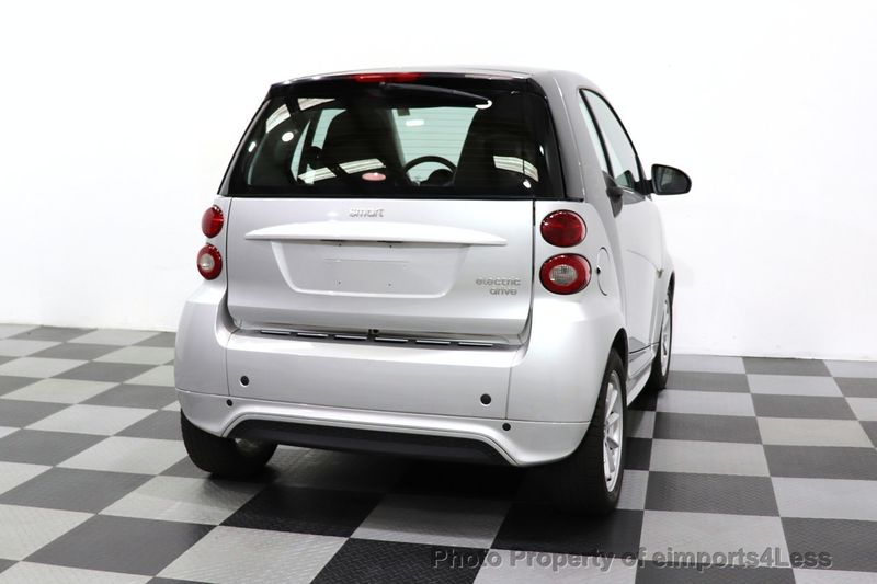 2015 smart fortwo electric drive CERTIFIED FORTWO ELECTRIC DRIVE PASSION - 18423105 - 21